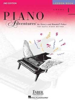 Piano Adventures - Level 1: Lesson Book (Paperback)