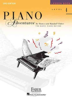 Piano Adventures - Level 4: Lesson Book (Paperback)