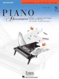 Piano Adventures Technique and Artistry Book: Level 2A, The Basic Piano Method (Paperback)
