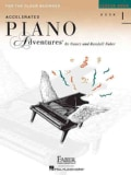Accelerated Piano Adventures for the Older Beginner: Lesson Book 1 (Paperback)