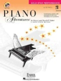 Piano Adventures Gold Star Performance, Level 2B: Challenging Pieces With Changing Moods and Changing Hand Positions