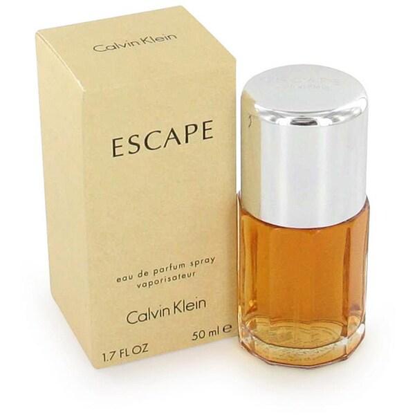 Calvin Klein Escape Women's 1-ounce Eau de Toilette Spray