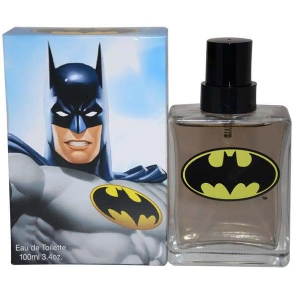 Marmol & Son Batman Men's 3.4-ounce Eau de Toilette Spray