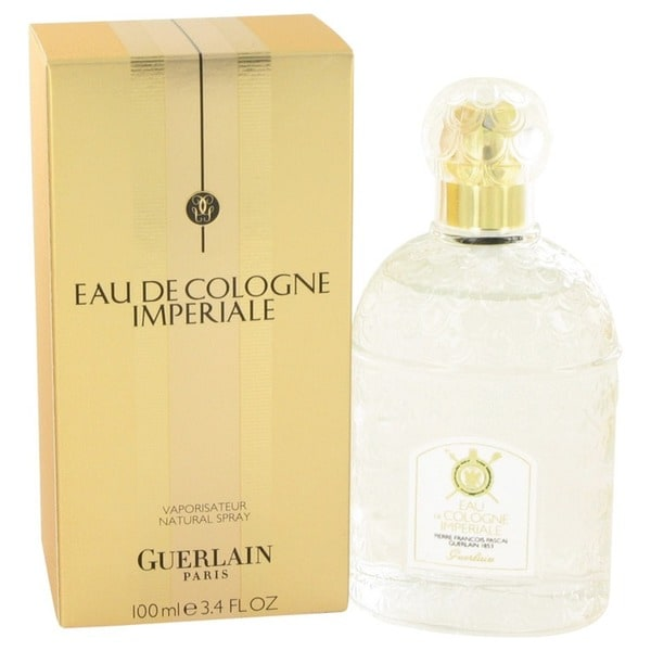 Guerlain Imperiale Men's 3.4-ounce Eau de Cologne Spray