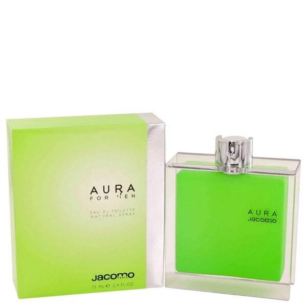 Aura 2.4-ounce Eau de Toilette Spray for Men