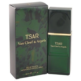 TSAR 1-ounce Eau De Toilette Spray for Men
