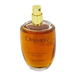 Calvin Klein 'Obsession' Women's 3.4-ounce Eau De Parfum Spray (Tester)
