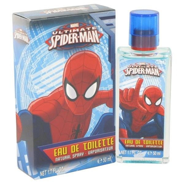 The Amazing Spider-Man Men's 1.7-ounce Eau De Toilette 6624610