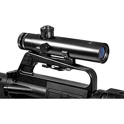 Barska 4x20 Electro Sight Carry Handle Rifle Scope