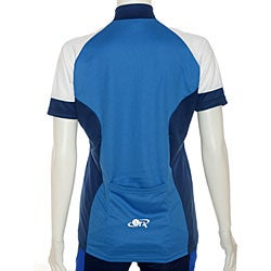 ETA Women's Short-sleeved Cycling Jersey