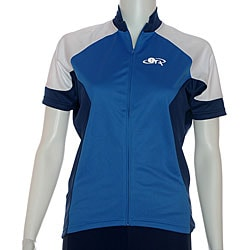 ETA Women's Short-sleeved Cycling Jersey