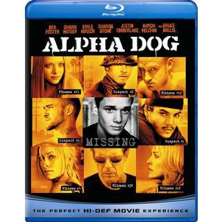 Alpha Dog (Blu-ray Disc)