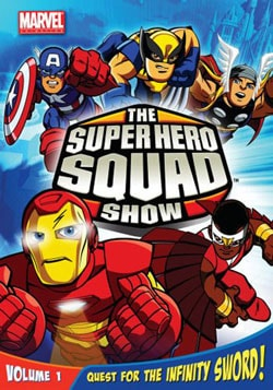 Super Hero Squad Show Vol 1 (DVD)