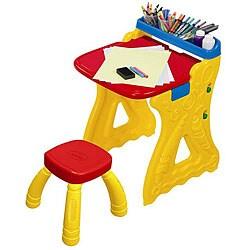 Crayola Fold 'N Go Art Studio