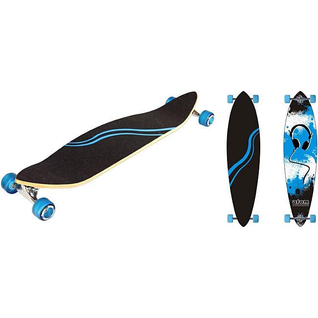 Atom Lowrider Drop-through Longboard