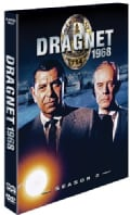 Dragnet: Season 2 (DVD)