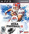 PS3 - NCAA Football 11- By EA Sports