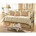 Fenton Black Daybed with Linkspring