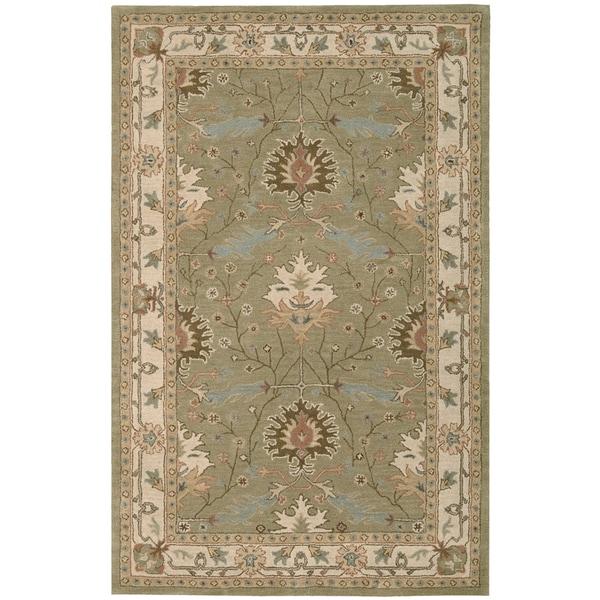 Nourison Hand-tufted Caspian Wool Rug (2'6 x 4')