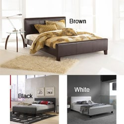 Euro Full-size Platform Bed
