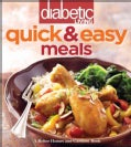 Diabetic Living Quick & Easy Meals (Paperback)