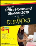 Office Home and Student 2010 All-in-One for Dummies (Paperback)