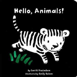 Hello, Animals! (Board book)