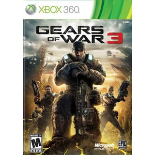 Xbox 360 - Gears of War 3 - By Microsoft 6638331