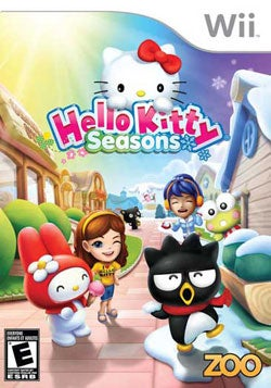 Wii - Hello Kitty Seasons