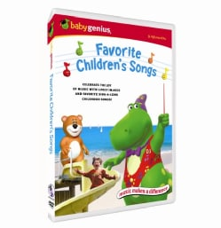 Favorite Children's Songs (DVD)