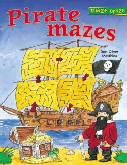 Pirate Mazes (Paperback)