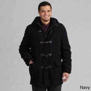 Tommy Hilfiger Men's Wool-blend Toggle Coat