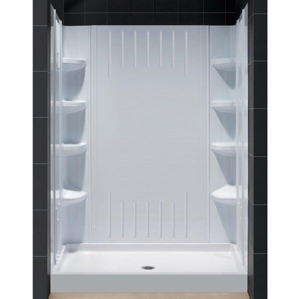 DreamLine 36x60-inch Bathtub Replacement Shower Kit