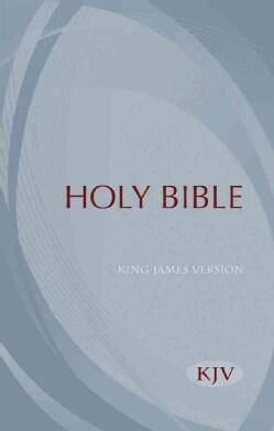 The Holy Bible: King James Version (Paperback)