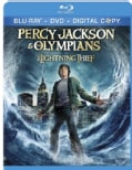 Percy Jackson & the Olympians: The Lightning Thief (Blu-ray/DVD)