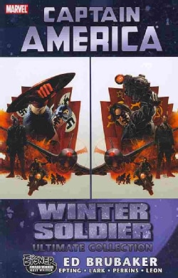 Captain America: Winter Soldier Ultimate Collection (Paperback)