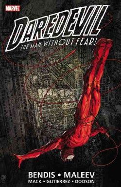 Daredevil Ultimate Collection 1 (Paperback)