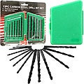 Carbon Steel 13-piece Drill Bit Set
