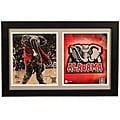 University of Alabama 'Big AL' 12x18-inch Double Frame
