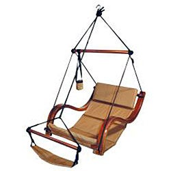 Deluxe Porch Swing 12725217 Overstock Com Shopping
