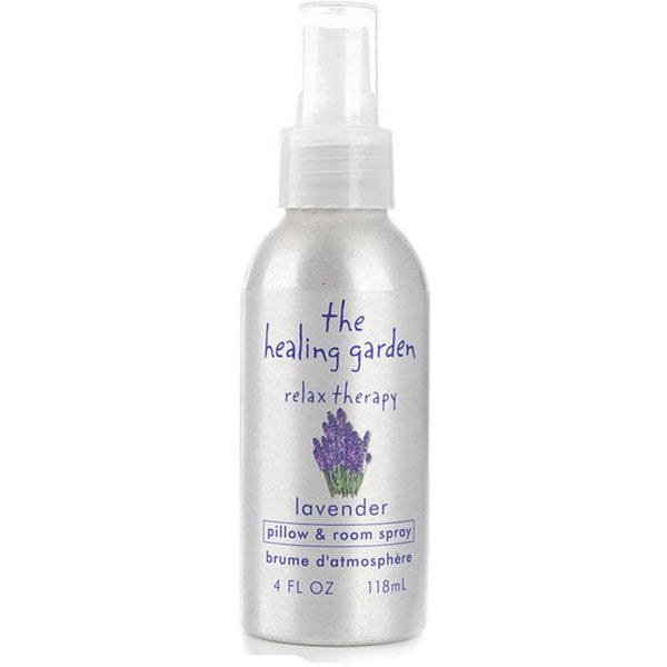 Healing Garden Relax Lavender Pillow Amp Room Spray Pack Of