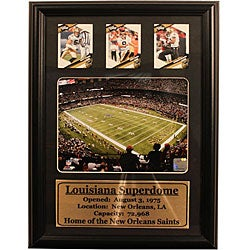 2009 New Orleans Saints 12x18-inch Deluxe Photograph Frame