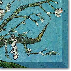 Van Gogh 'Branches of an Almond Tree in Blossom' Large Canvas Art