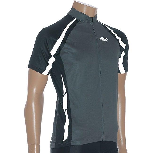 ETA Men's Short Sleeved Cycling Jersey