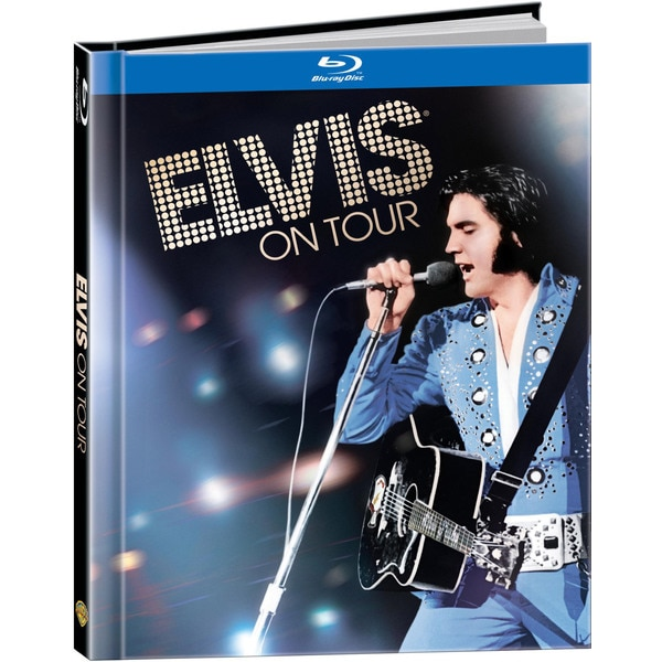 Elvis on Tour DigiBook (Blu-ray Disc) 6649597