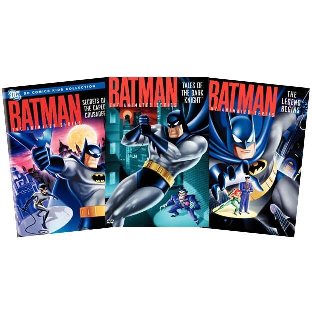 Batman: The Animated Series Multi-Pack (DVD)