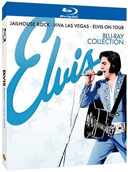 Elvis Blu-ray Collection (Blu-ray Disc)