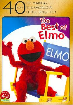 The Best of Elmo (DVD)