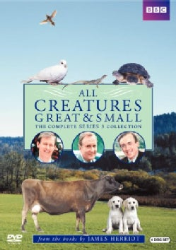 All Creatures Great & Small: The Complete Series 3 Collection (DVD)