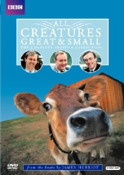 All Creatures Great & Small: The Complete Series 4 Collection (DVD)